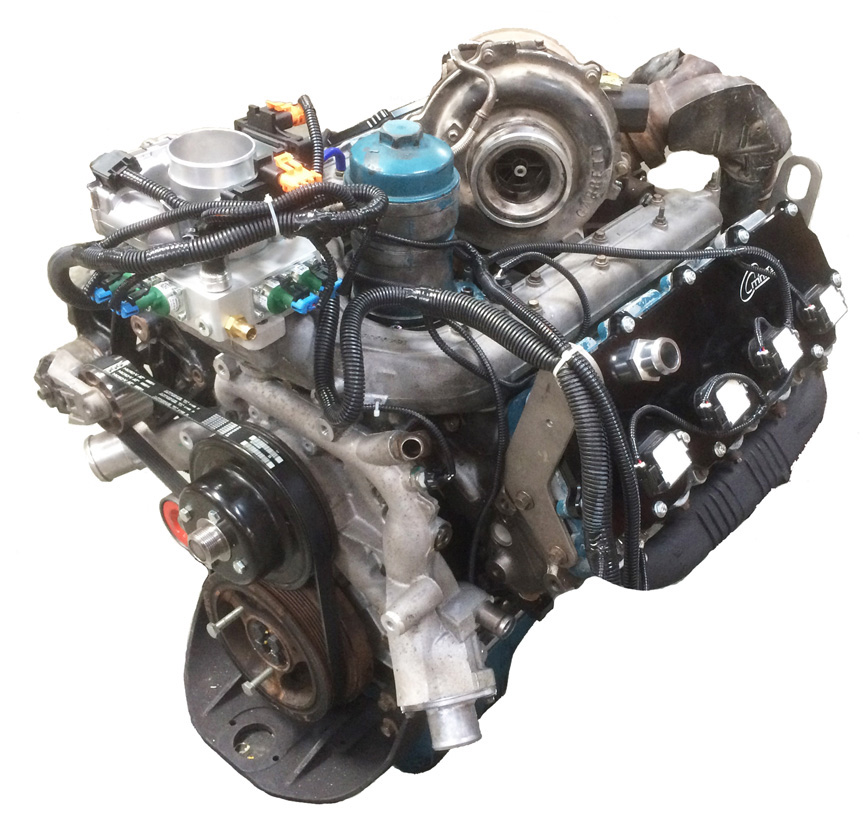 How Do You Convert A Diesel Engine To Natural Gas